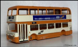 EFE E20300001 Bristol VRT Series II -  Single door Body Shell complete